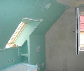 Natürlich Kann Man Mit Der Trockenbauweise Auch Feuchträume Wie Zum  Beispiel Das Badezimmer Ausbauen, Renovieren Oder Umbauen.
